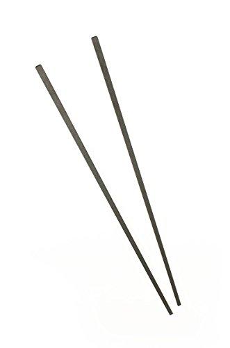- Epicurean Reusable Chopsticks, 9.25-Inch, Slate