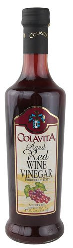 Colavita Aged Red Wine Vinegar -- 17 fl oz - 2 pc