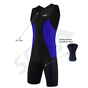 Sparx Elite Triathlon Suit Racing Tri Skin Cycling Suit Bike Swim Run Tri 790