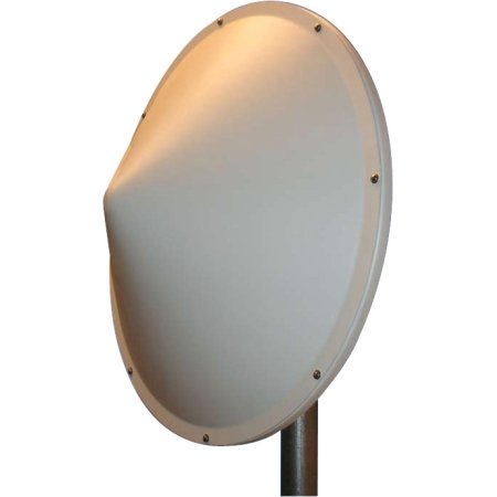 PCTEL Maxrad MPRC3623 2.3-2.5 GHz 24.5 dBi 24 inch Parabolic Dish Antenna