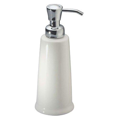 InterDesign Ceramic Dispenser Bathroom Vanities