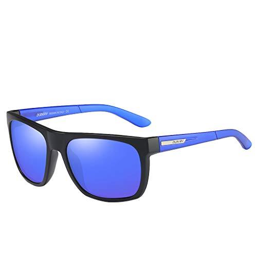 Protection Sunglasses Soleil De Vintage Lunettes Unisex Retro Grand Femme Carré I Uv400 Eyewear Polarisées Men Lunette Ligesaytoy Homme xAPBwx6