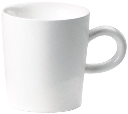(KAHLA Five Senses Espresso Cup 3 oz, White Color, 1 Piece)