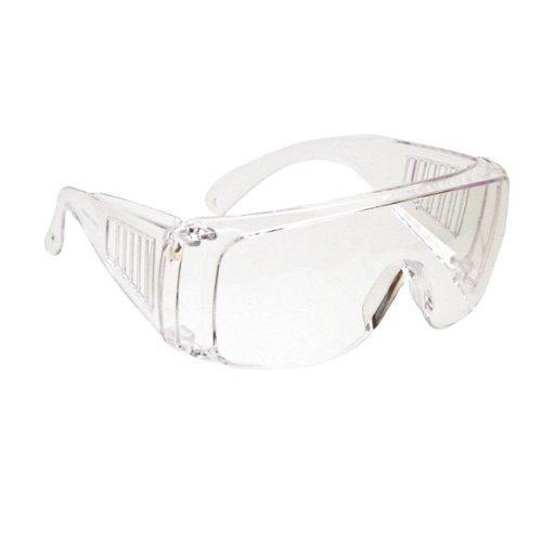 Over-the-glasses Safety Glass Radians Chief Clear