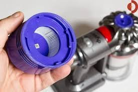 Dyson 967478-01 Filter, Post Assembly V8 Animal and Absolute Cordless Vacuum