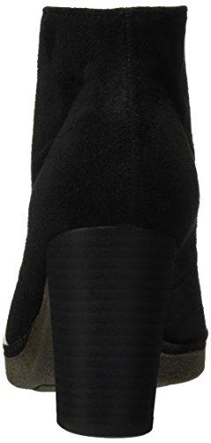 Gabor Shoes 55.750 Stivali A Maniche Corte Donna Nero (nero 17)