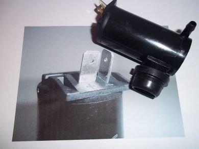 Front Washer Motor 74-77 (WP571):