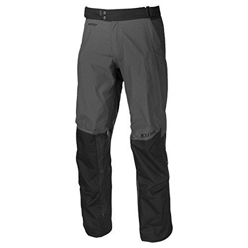 Mens Traverse Shell Pants - Klim Traverse Pant - 38 Tall/Gray