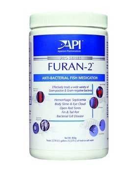 Furan - 2 Powder Bulk 850gm by Mars Fishcare