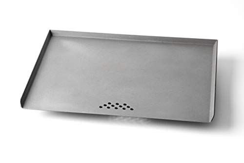 Stove Flat Top Griddle for Gas or Electric Coil Range by Steelmade USA
