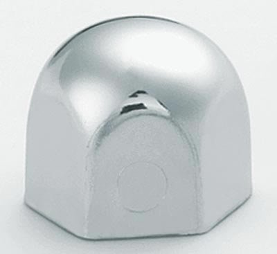 10 Rounded Chrome Lug Nut Covers For 3/4' Lug Nuts GPD
