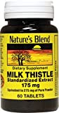 Milk Thistle 175 mg 60 Tabs Review