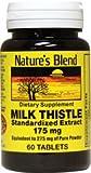 Milk Thistle 175 mg 60 Tabs