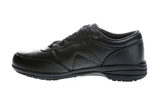 Propet noir homme W3840 de marche pour Noir Sandales rxrqUwf4