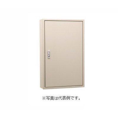 河村電器産業 屋内用 盤用キャビネット(鉄製基板) FX6040-16 クリーム B01FVNYNQM クリーム