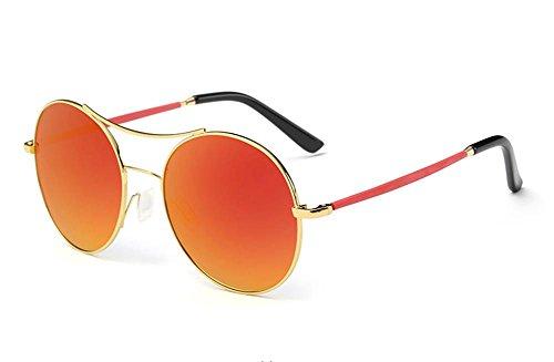Soleil des De Polarisées cocons Voyageur De orange CMCL Lunettes Couleur TSAxWqgn6w