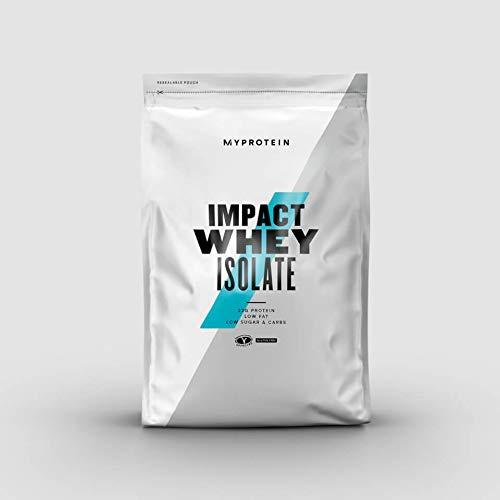 Myprotein Impact Whey isolaat proteïne natuurlijke chocolade 1000 g