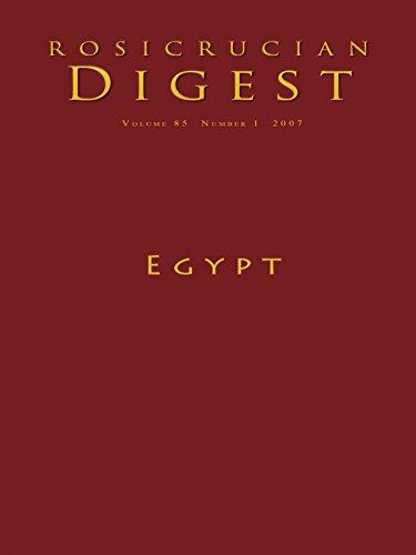 Egypt: Digest (Rosicrucian Order AMORC Kindle Editions) (English Edition)