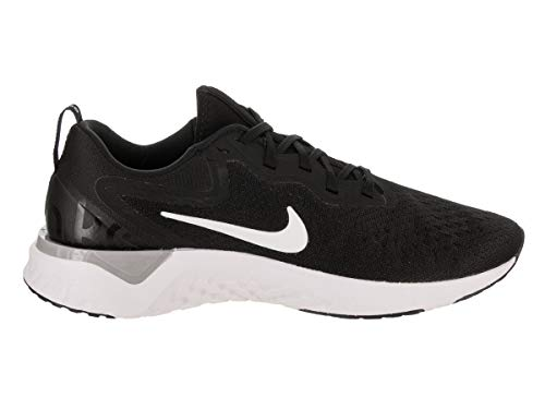 001 Shield Scarpe White Nero Nike Grey Black Wolf React Running Damen Glide Donna Laufschuh T4w1qwOFA