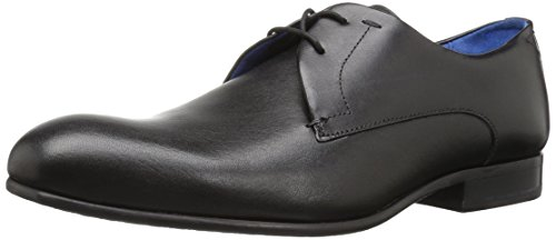 Shoe Men's Baker Ted Black Dress Uniform Bapoto aqXxwv0R