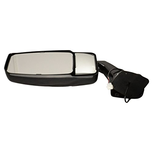 Velvac 714881 Exterior Mirror Assembly with Heat and Remote