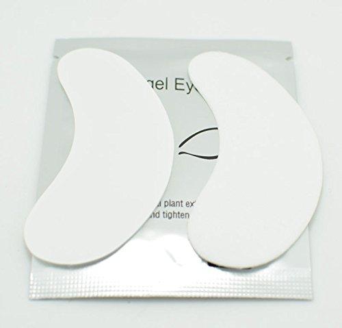 LBC Augenpads (eye pads), fusselfrei, Wimpernverlängerung, 10 Paar