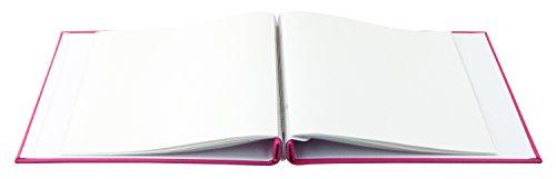 8 Paperi Sininen Sidottu Albumi X Post Muotikangas Tuumaa Mbi Taivas 8 tuumaa Pinkki Zw8dp1wqx