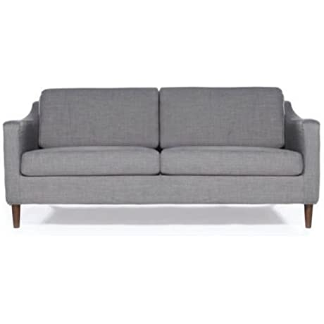 Better Homes And Garden Modern Griffin Indoor Sofa Heather Grey