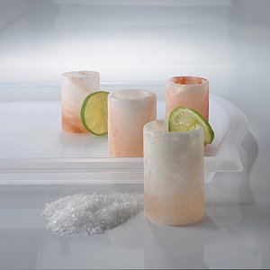 Spice Lab Himalayan Salt Shot Glasses image