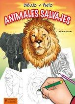 Descargar Libro Dibujo Y Pinto Animales Salvajes Thierry Beaudenon