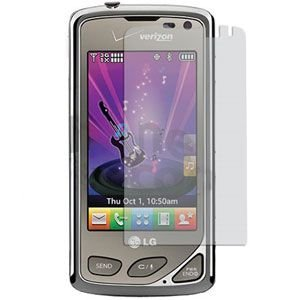 LG Chocolate Touch VX8575 Screen Protector Film (Lg 8575)