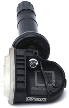 Tire pressure sensor Neum/ático de TPMS Trye Sensor de presi/ón Ajuste for el Ford Focus guardabosques EV6T-1A180-CB Nueva Color : Black