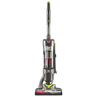 Hoover UH72400 WindTunnel Air Steerable Bagless Upright Vacuum Cleaner - Corded