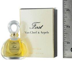- First By Van Cleef & Arpels Womens Mini Eau De Parfum (EDP) .17 Oz
