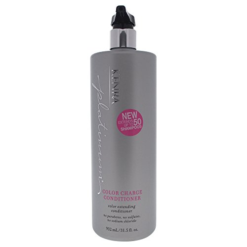 Kenra Platinum Color Charge Conditioner, 31.5-Ounce