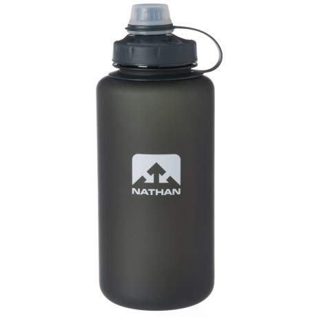 cdacb9665a Nathan Sports Water Bottle, BPA Free Water Bottle, 32oz Water Bottle, 32oz/