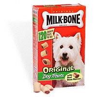 Milk-Bone Original Crunchy Marrow Filled Treats For Dogs