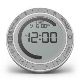 Salubrion enso pearl clock: Amazon.es: Electrónica