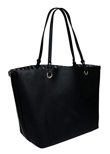 Versace EE1VTBBC7 E899 Black Tote Bag for Womens (Versace Tote)
