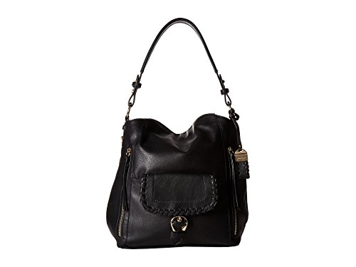Jessica Leather Hobo Bag - 9