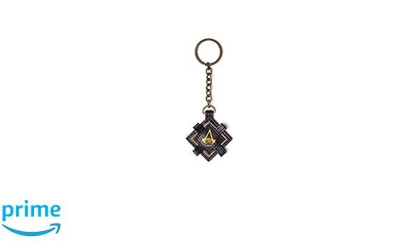 Assassins Creed Llavero, marrón (Marrón) - BIO-KE367899ACE ...