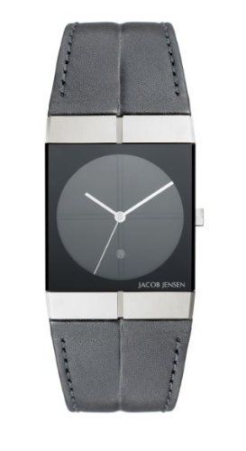 Jacob Jensen 230 Icon Series Sapphire Crystal Men's Watch