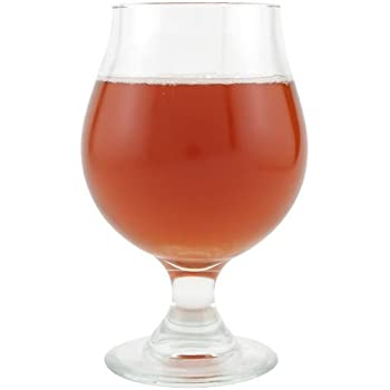 Libbey Belgian Beer Glass - 16 oz, Set of 2