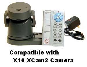 X-10 Ninja Pan & Tilt Camera Mount Kit - Model VK74A - Pan Tilt Camera Mount