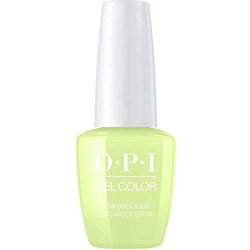 OPI GelColor, How Does Your Zen Garden Grow, 0.5 Fl. Oz. gel nail polish