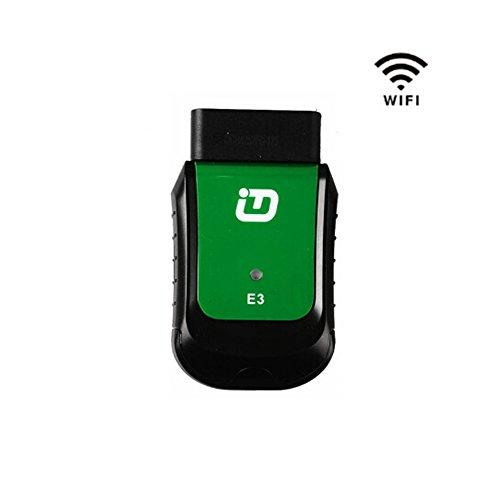 VXDAS Xtuner E3 OBD2 Scanner Wifi Auto Diagnostic Scanner Full Car Diagnostic Tool Wifi Scan Tool For America/Europe/Asia Cars (E3) by VXDAS (Image #7)