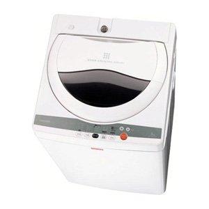 東芝 5.0kg 全自動洗濯機 ピュアホワイトTOSHIBA AW-50GL のJoshinオリジナルモデル AW-50GLC-W B008PQT1N8