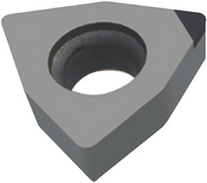 WCMW050304 WCB80 1/4'' Size 05 Uncoated CBN Boring Insert