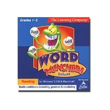 Word Munchers Deluxe (Jewel Case)