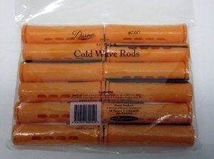 Perm Rods Jumbo Tangerine Lot of 4 - Rods Jumbo Perm